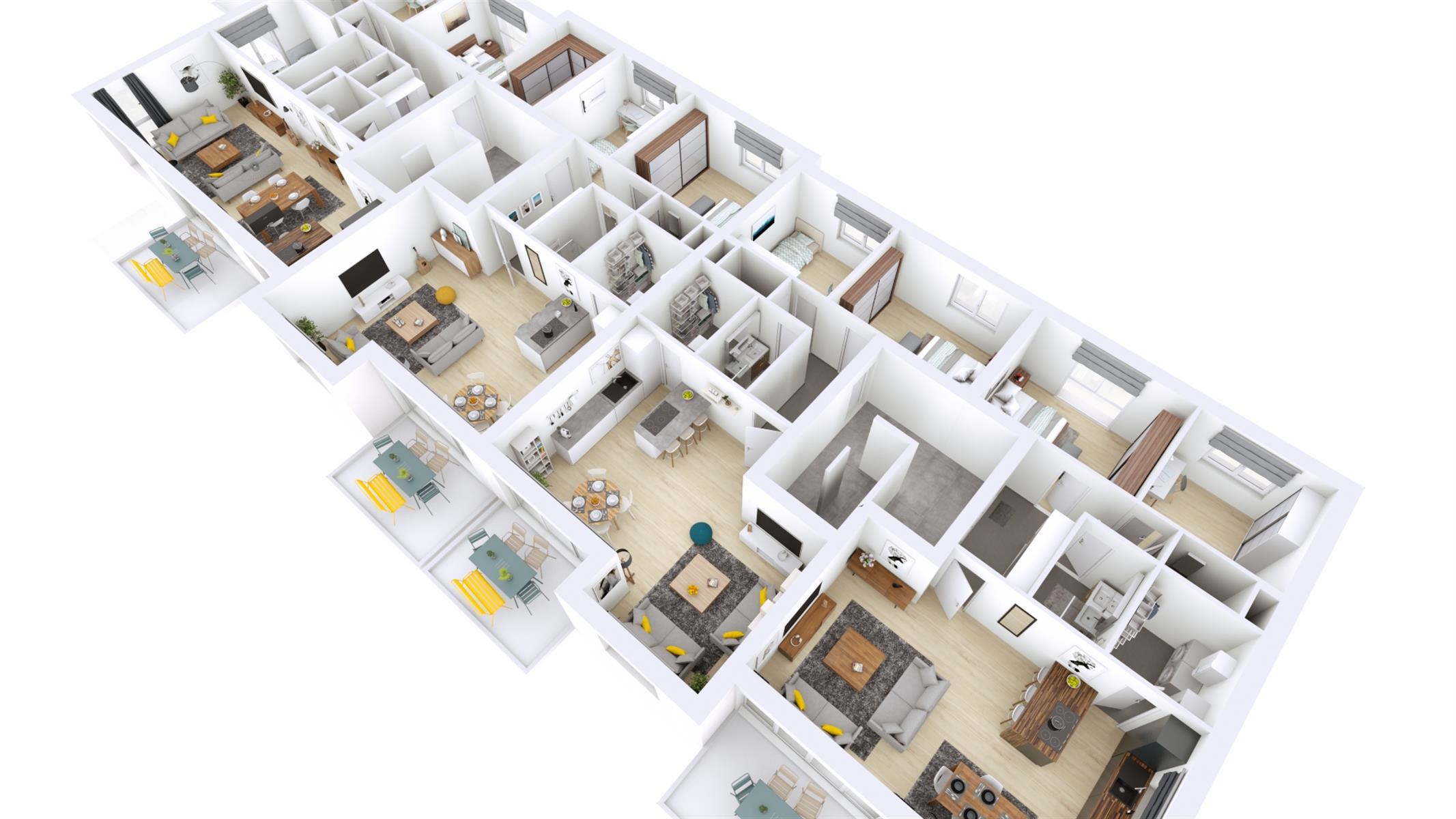 Appartement - Gembloux - #4297110-9