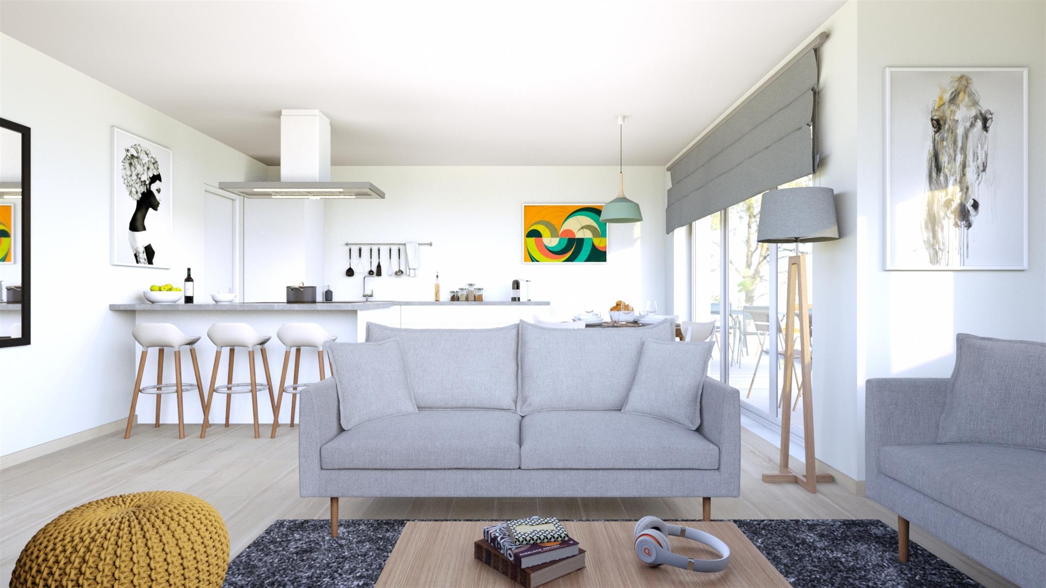Appartement - Gembloux - #4304539-1