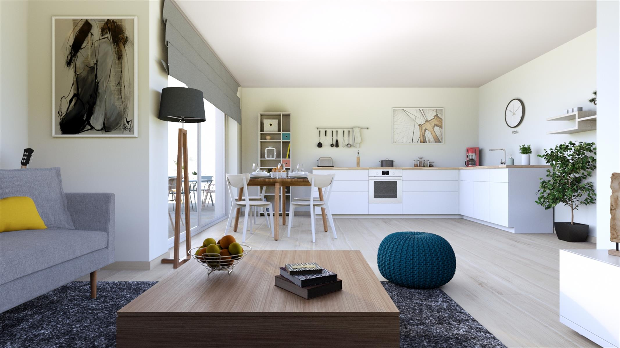 Appartement - Gembloux - #4304539-4