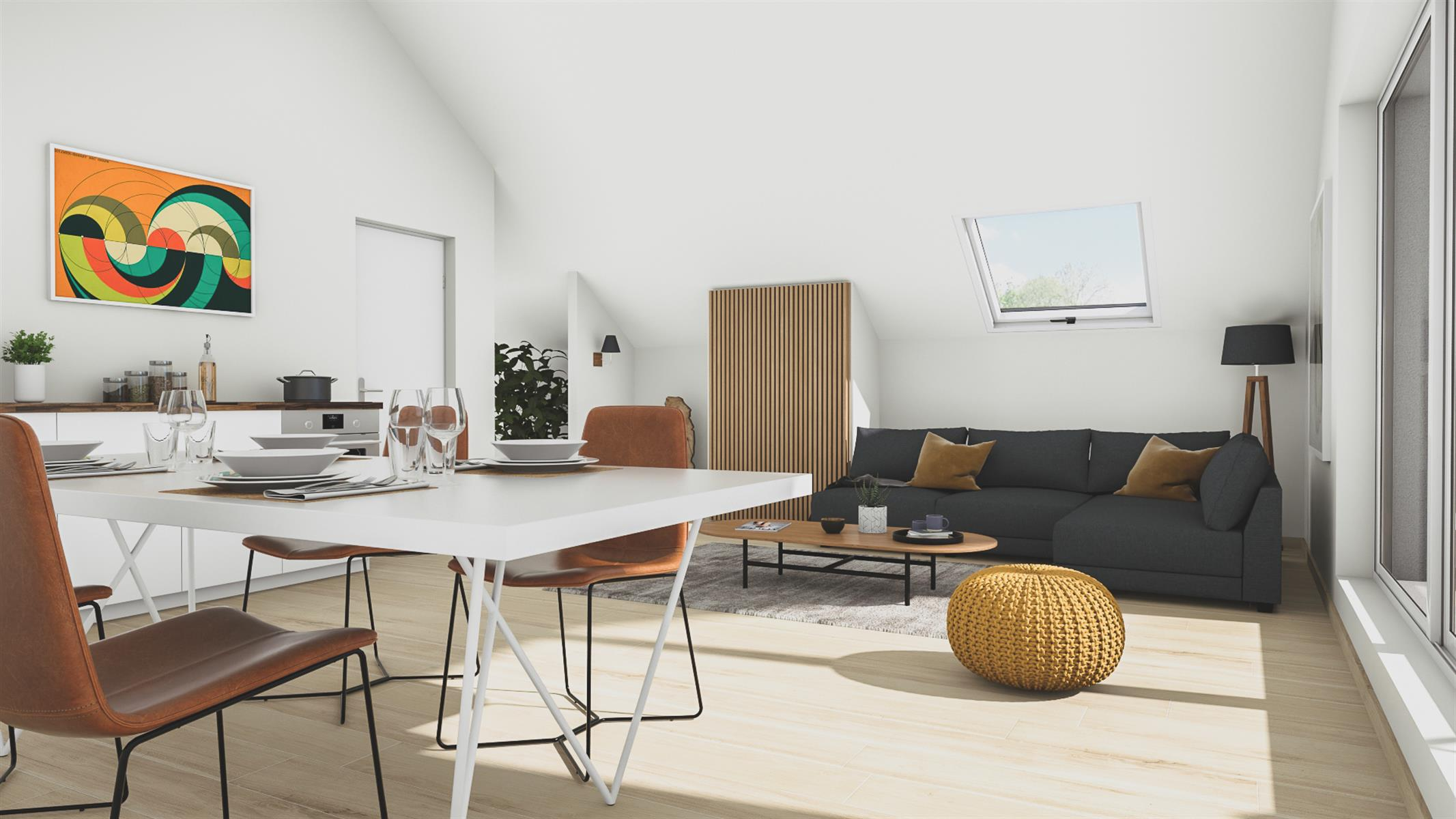 Appartement - Eghezee - #4329539-4