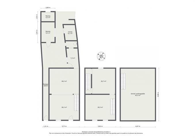 Maison - Courcelles - Gouy-Lez-Piéton - #4339842-2