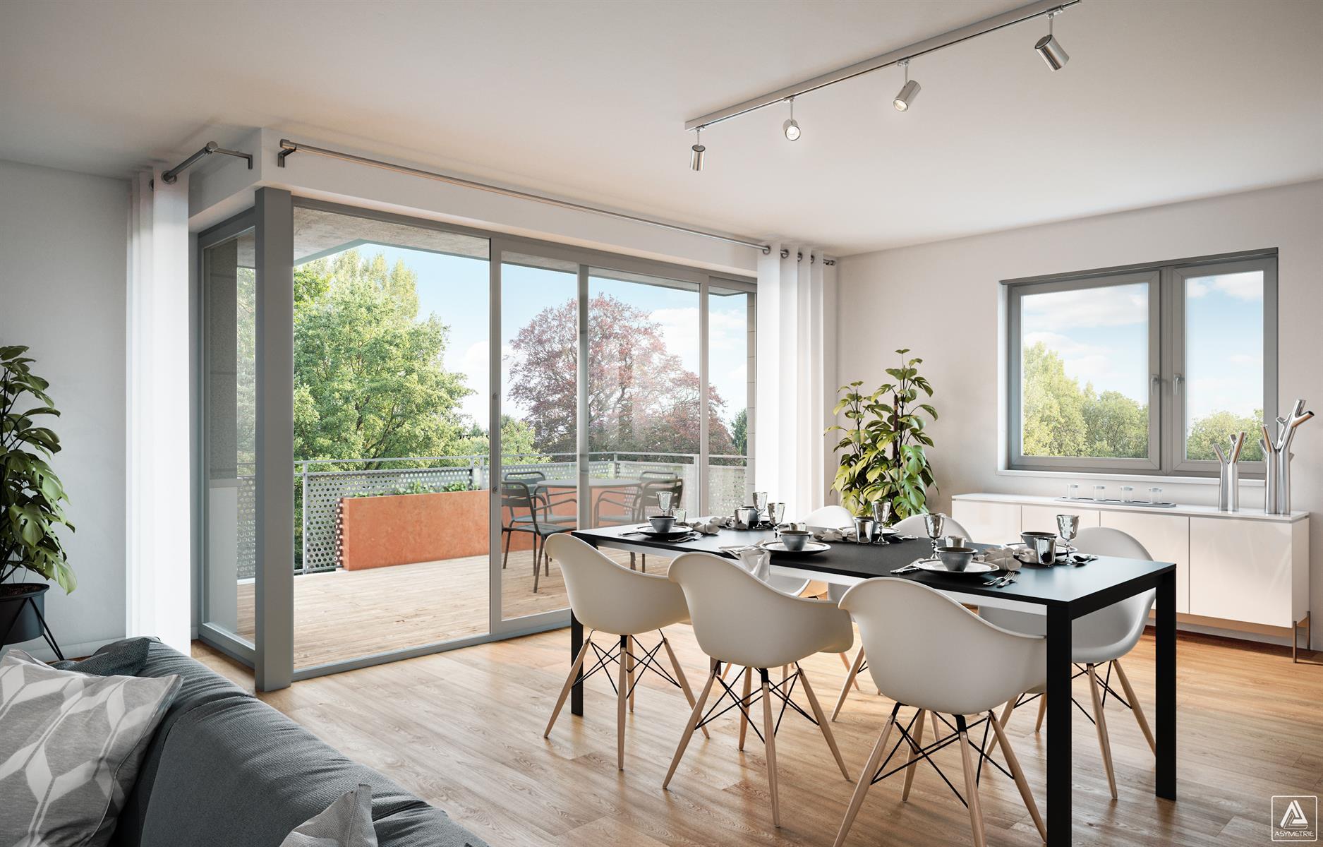 Appartement - Braine-l'Alleud - #4348236-1