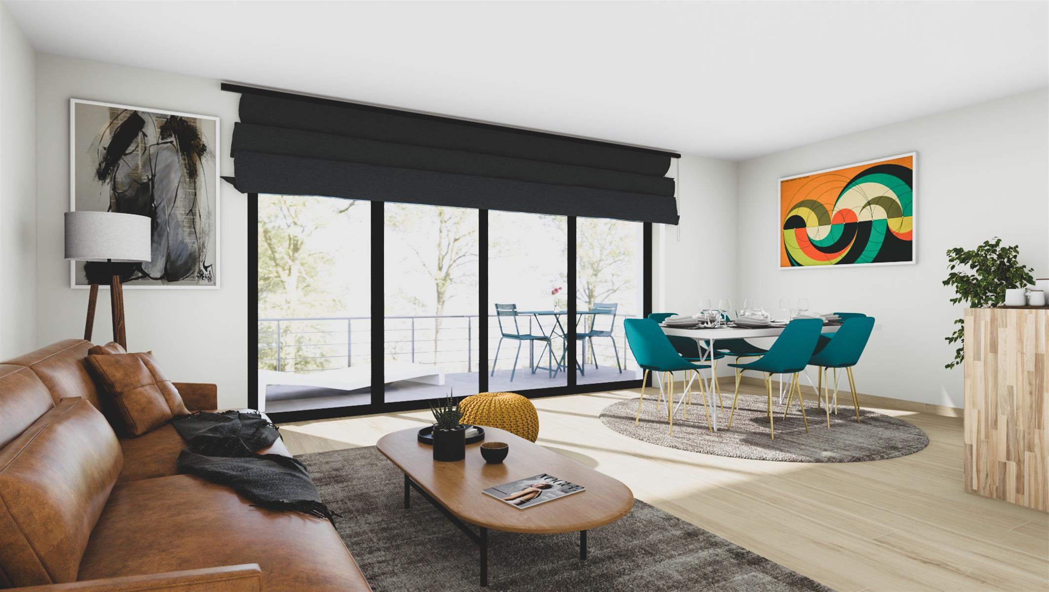 Appartement - Genappe - #4408697-1