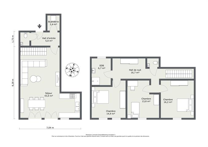 Duplex - Genappe - #4509137-19