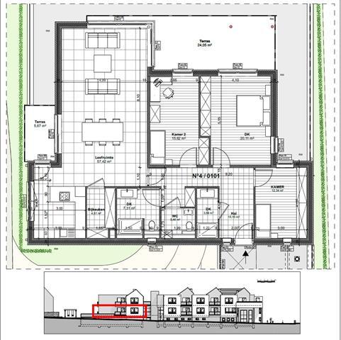 Appartement - Huldenberg - #4263700-13
