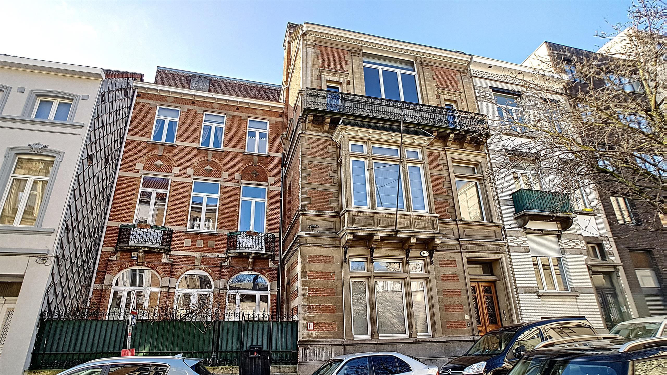 Maison de maitre - Schaerbeek - #4318566-1