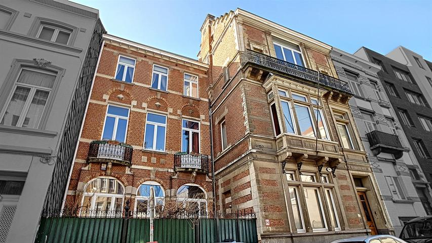 Immo Ferco - Maison de maitre - for sale - Schaerbeek