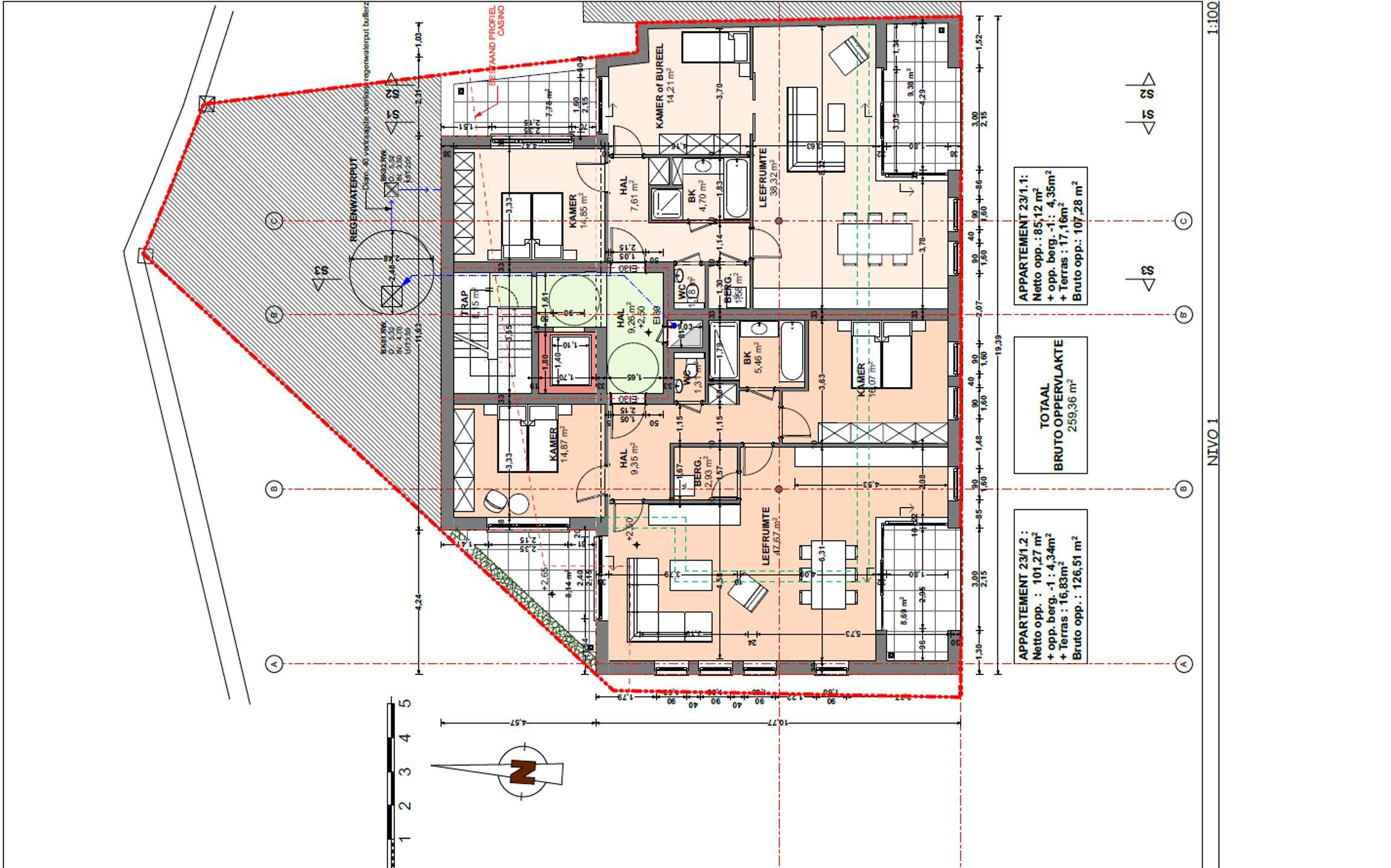 Appartement - Huldenberg - #4453589-4