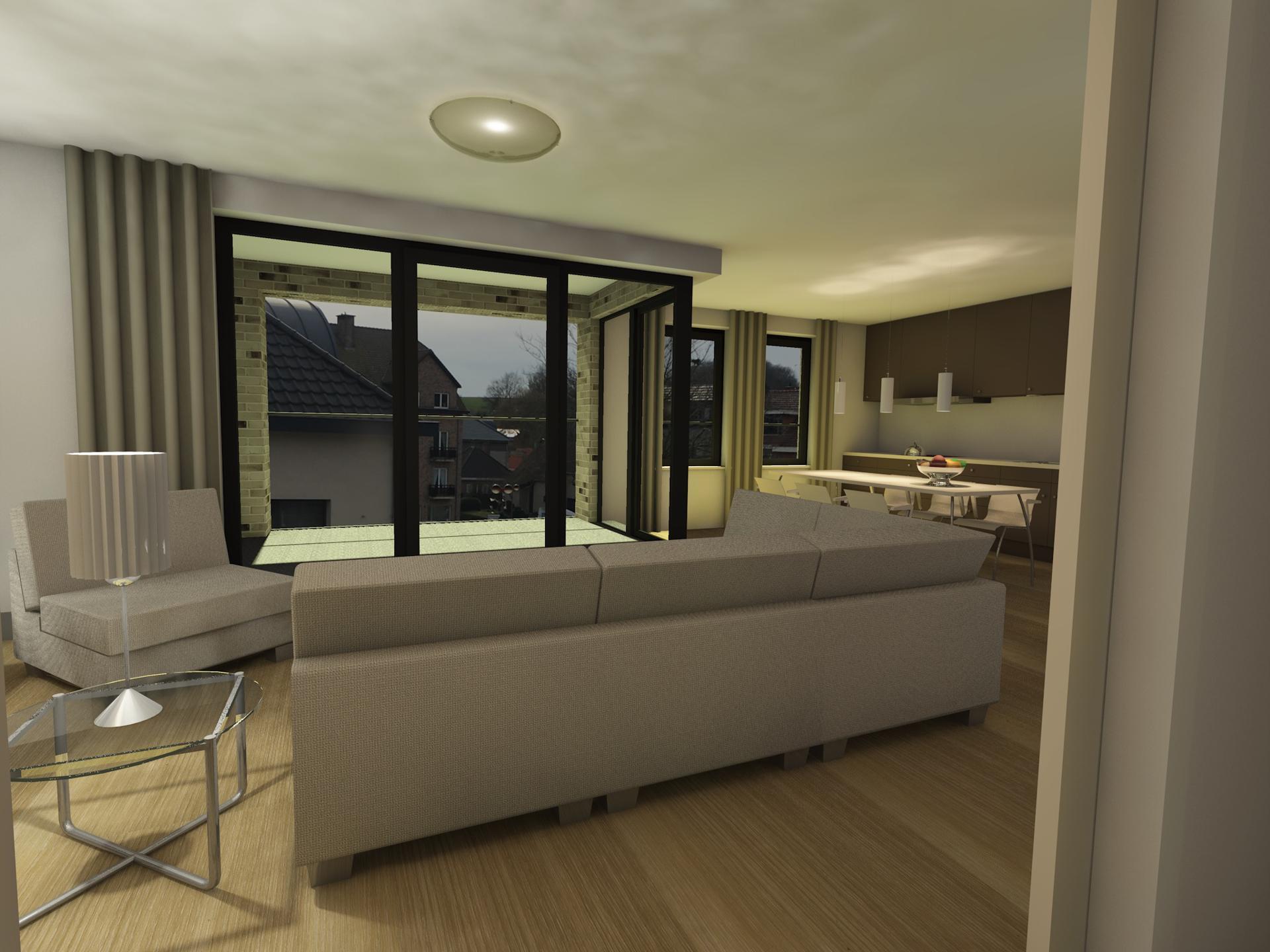 Appartement - Huldenberg - #4453589-1