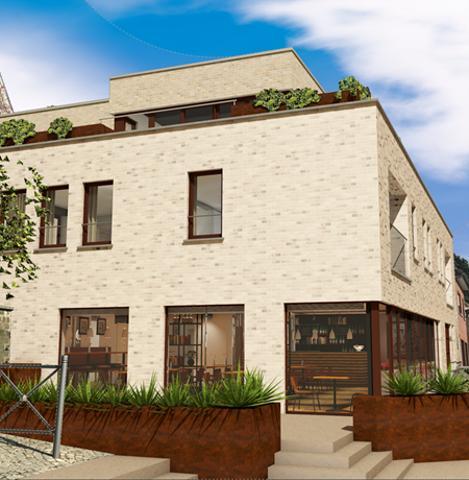 Immo Ferco - Appartement - te koop - Huldenberg