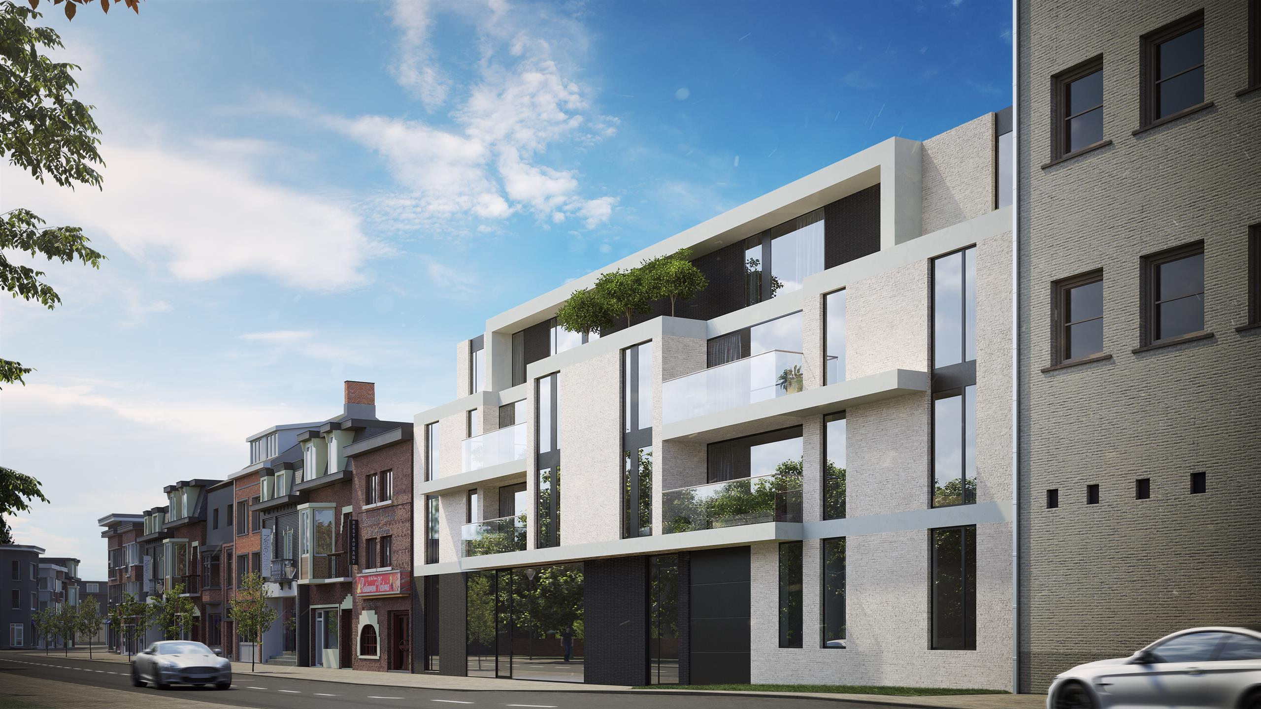 Commercial groundfloor - Hoeilaart - #4498529-0