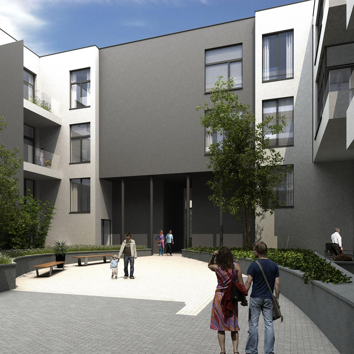 Ground floor - Saint-Gilles - #3999471-1