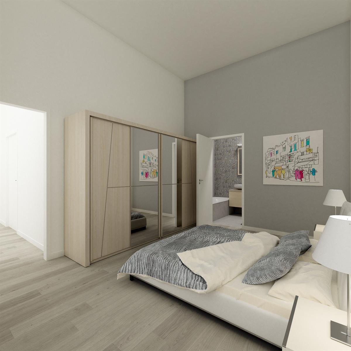 Ground floor - Saint-Gilles - #3999471-10
