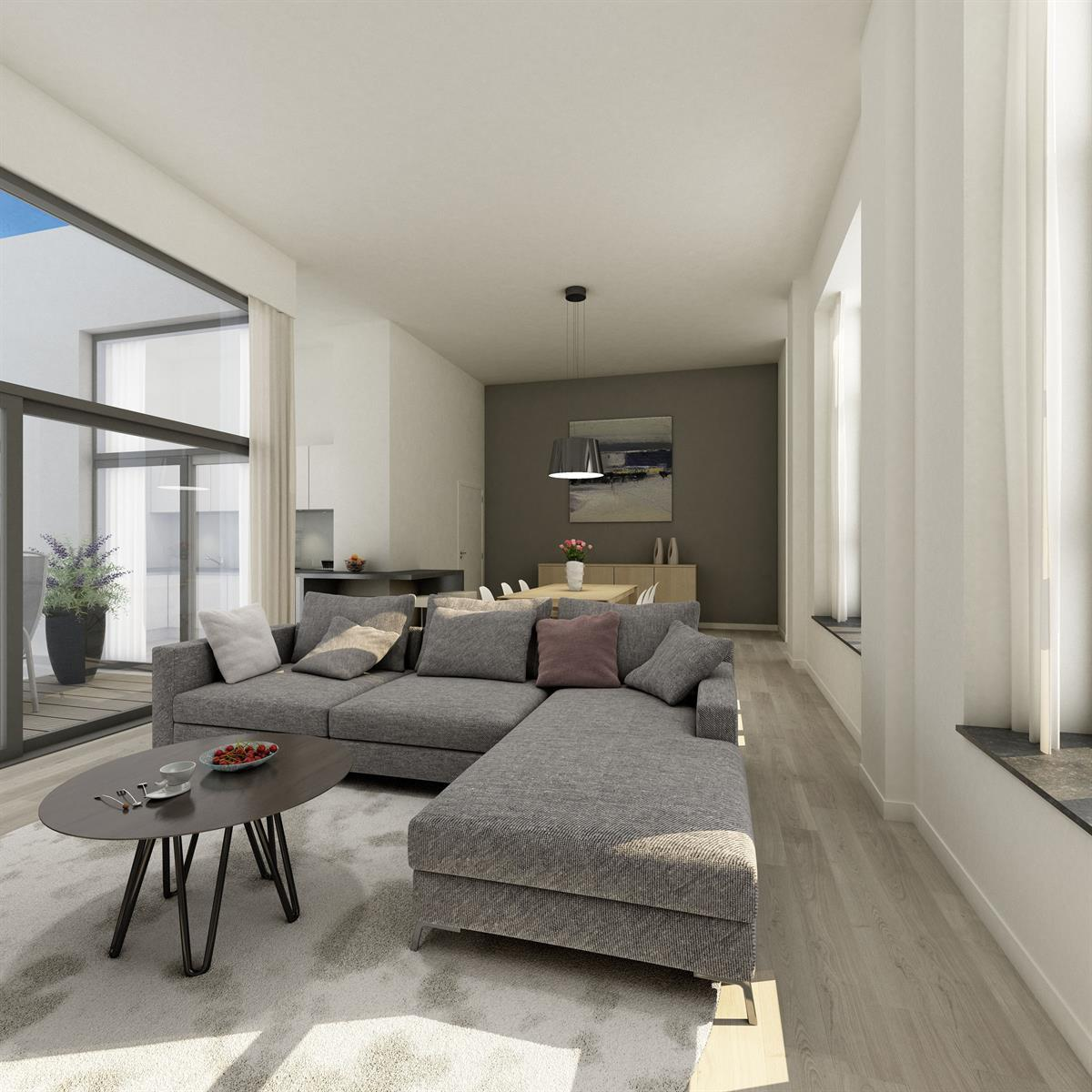 Ground floor - Saint-Gilles - #3999471-9