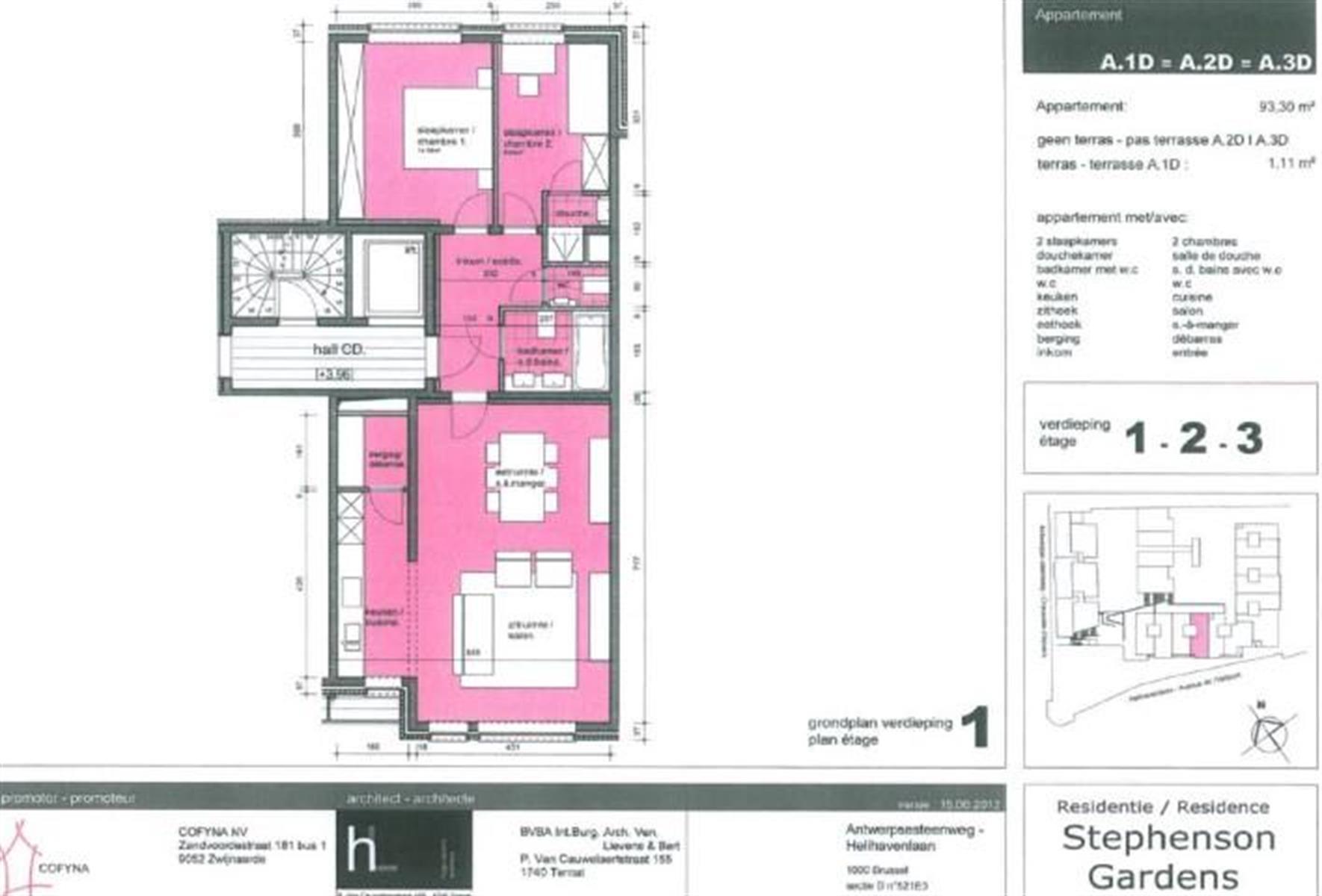 Appartement - Bruxelles - #3999746-9