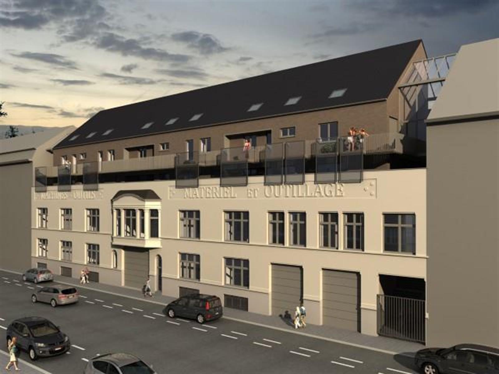 Appartement - Bruxelles - #3999771-1