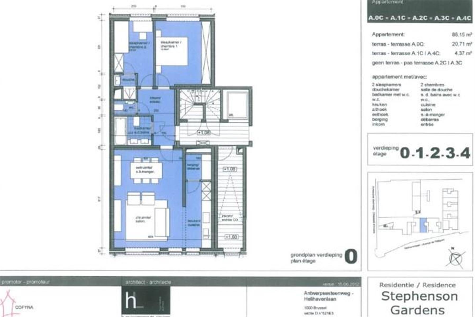 Appartement - Bruxelles - #3999820-1