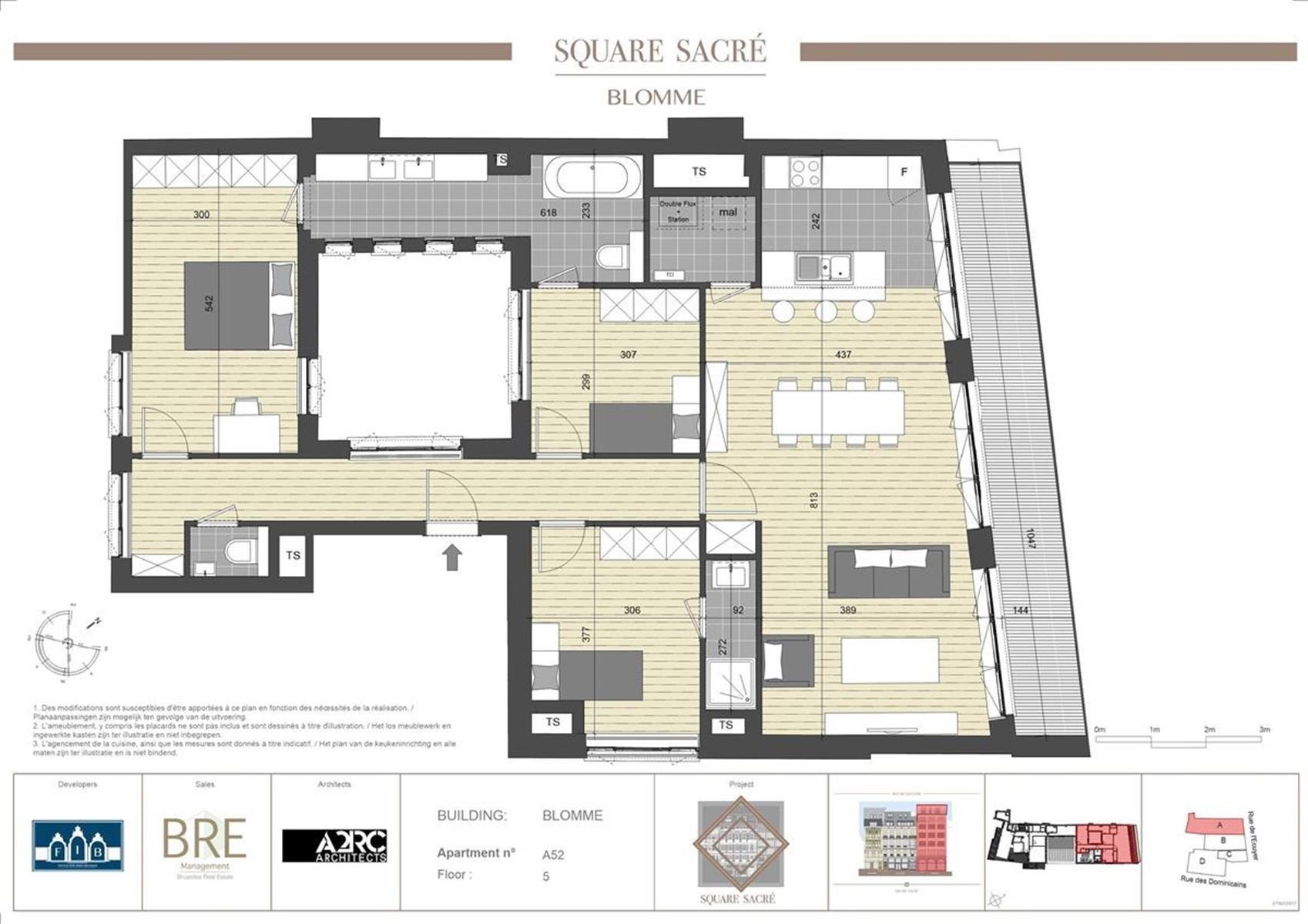 Appartement - Bruxelles - #3999857-0
