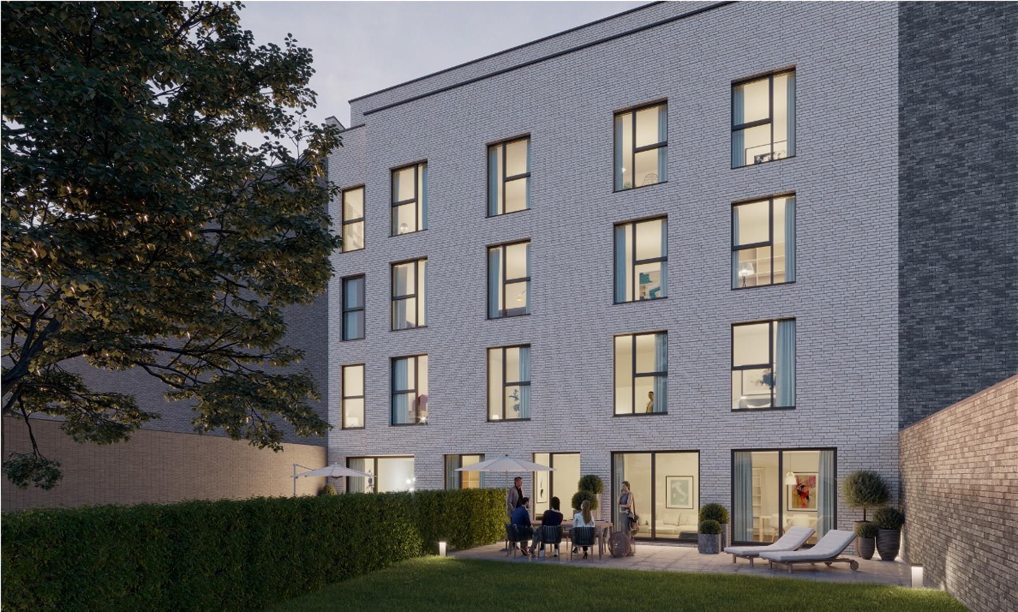 Ground floor with garden - Molenbeek-Saint-Jean - #4146203-3