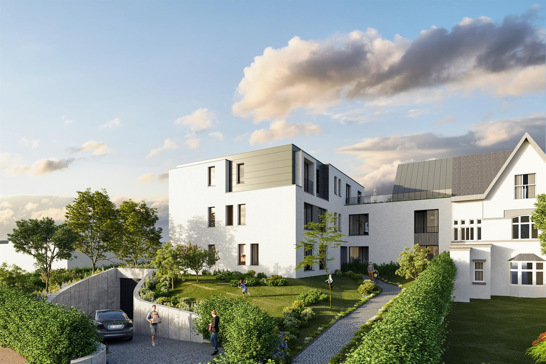 Appartement - Uccle - #4190028-2