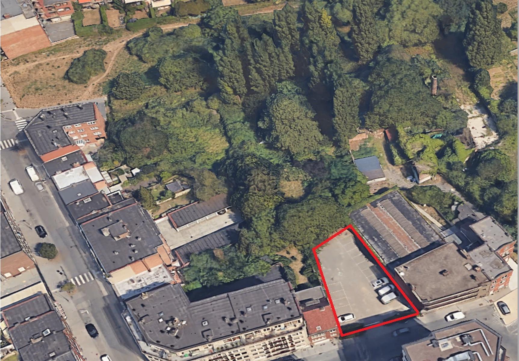 Rez-de-ch. avec jardin - Molenbeek-Saint-Jean - #4254683-1