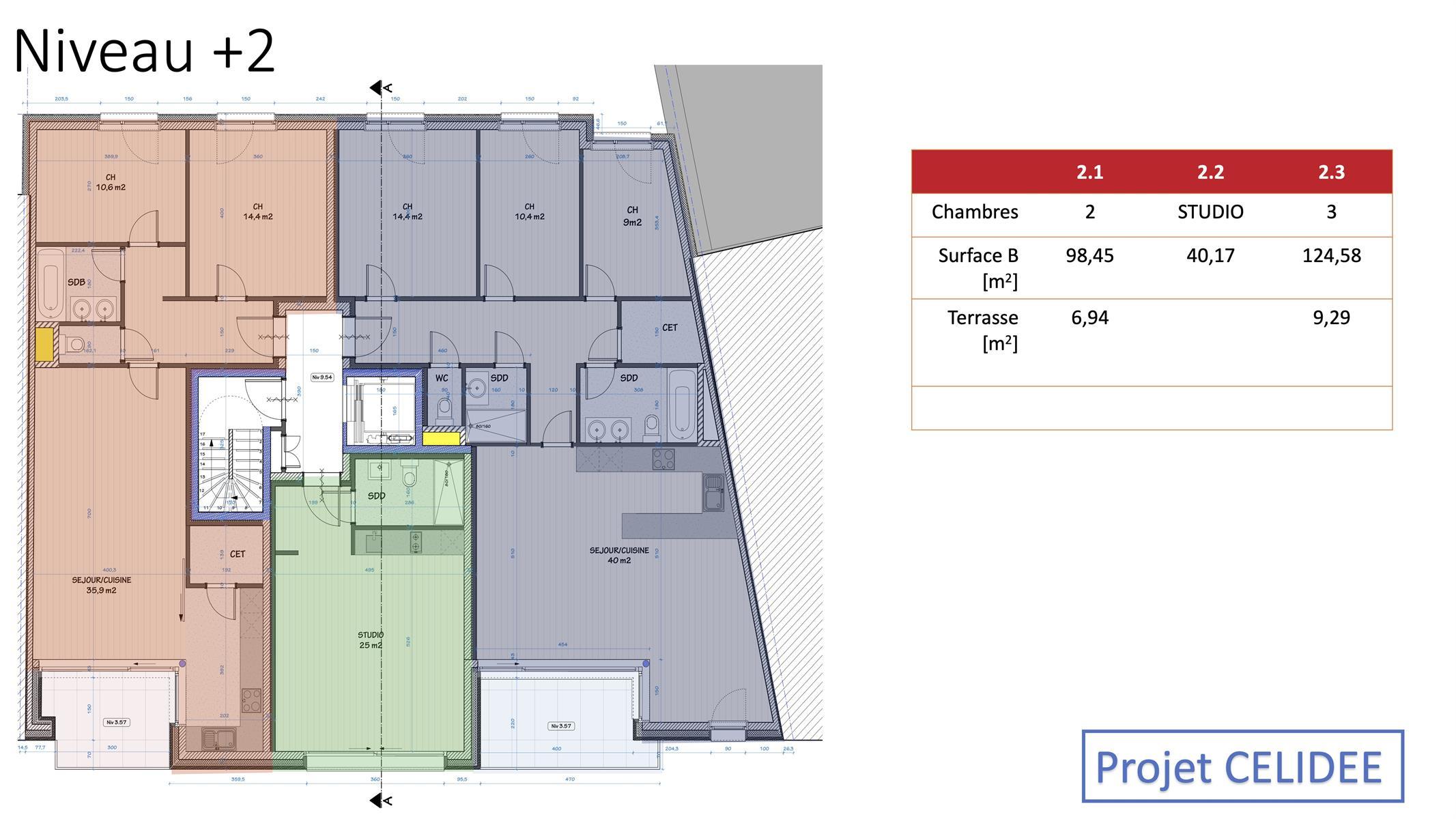 Studio - Molenbeek-Saint-Jean - #4254689-4