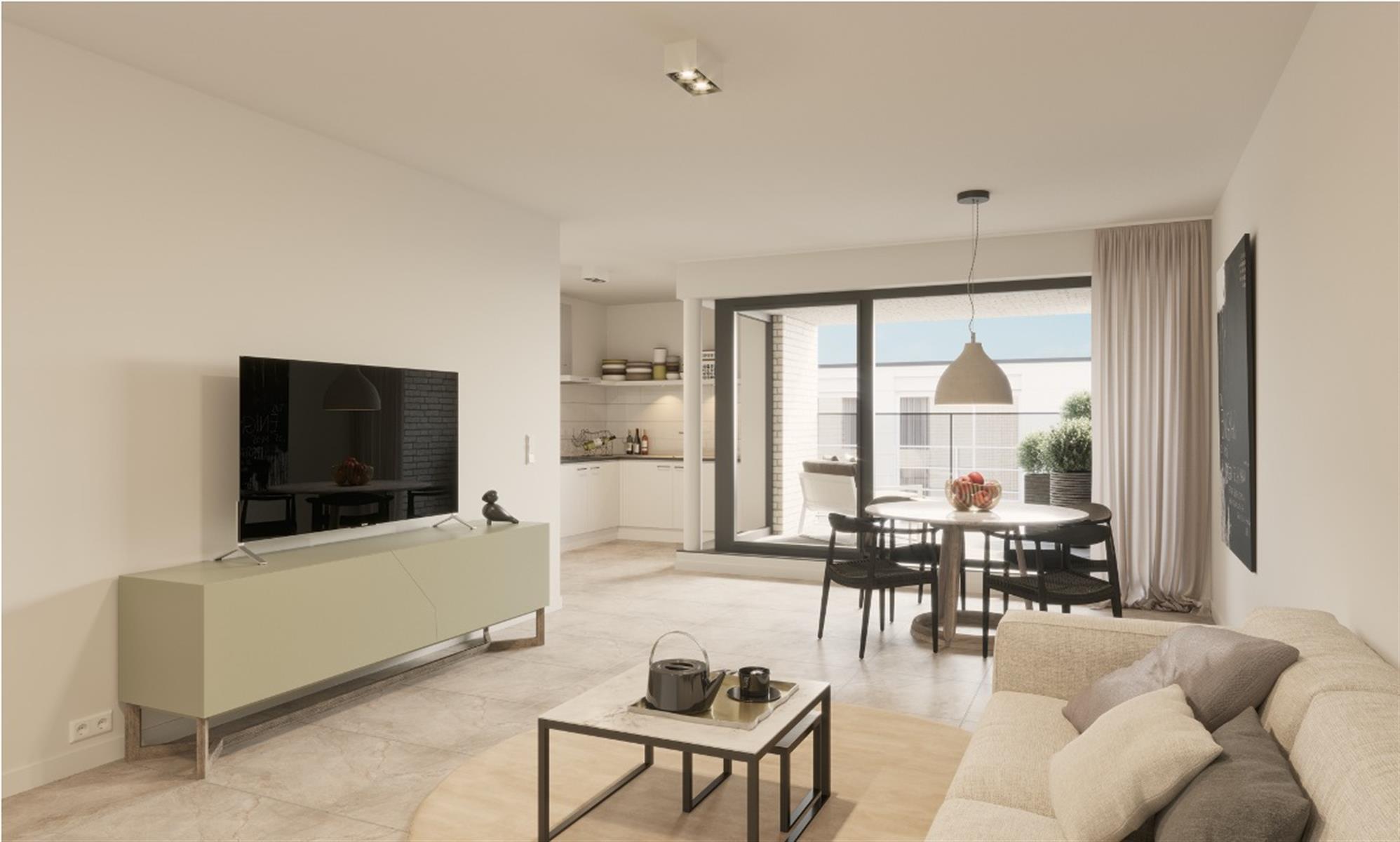Appartement - Molenbeek-Saint-Jean - #4254690-2