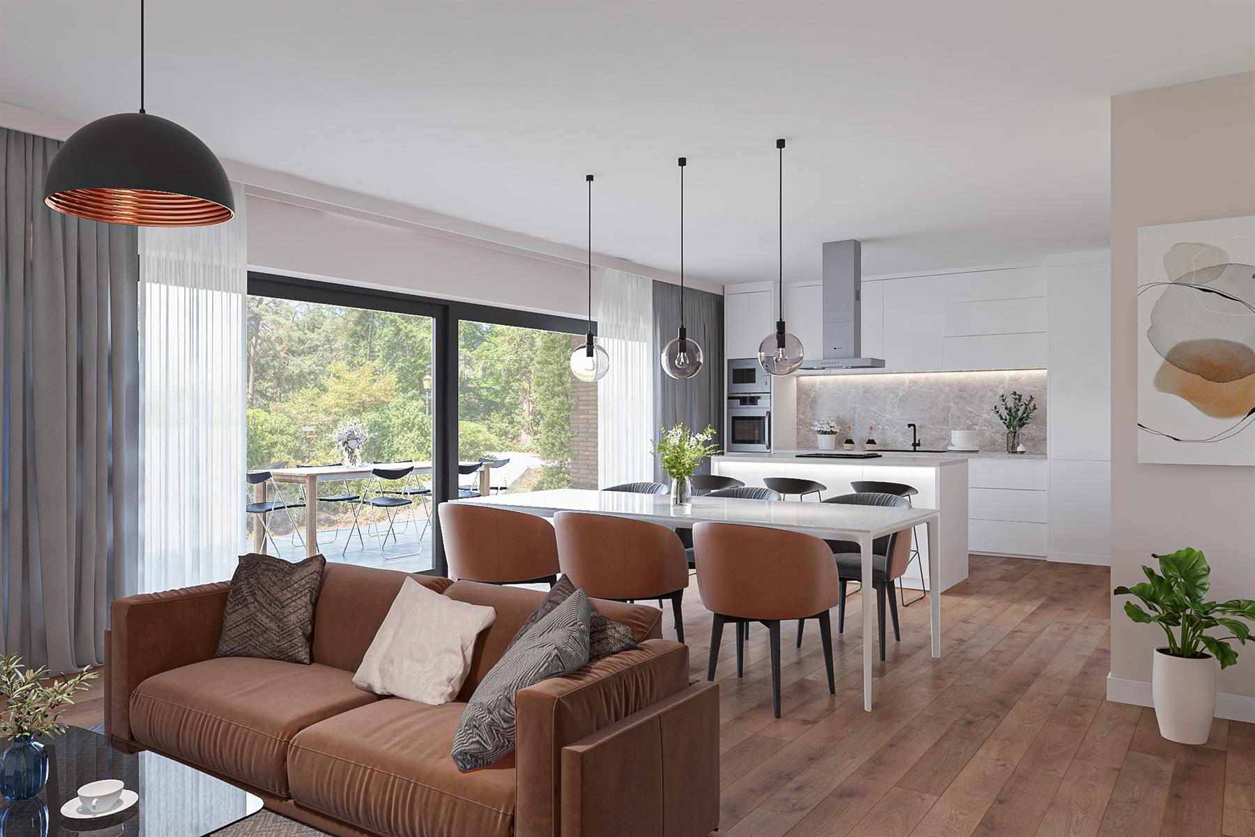 Penthouse - Ixelles - #4323975-0