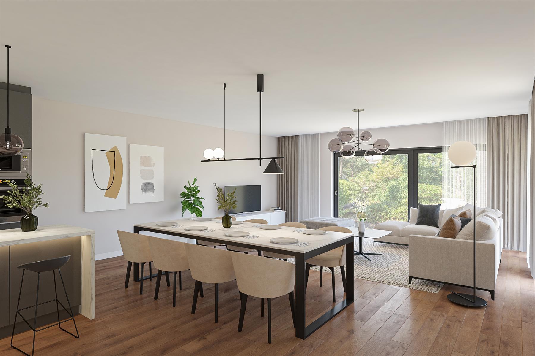 Appartement - Ixelles - #4323993-1