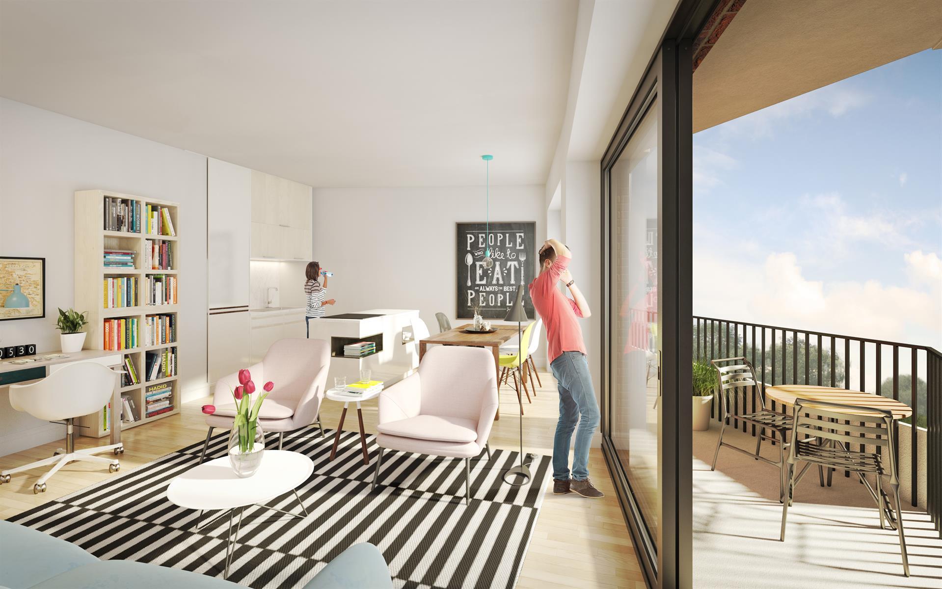 Appartement - Ixelles - #4360991-0