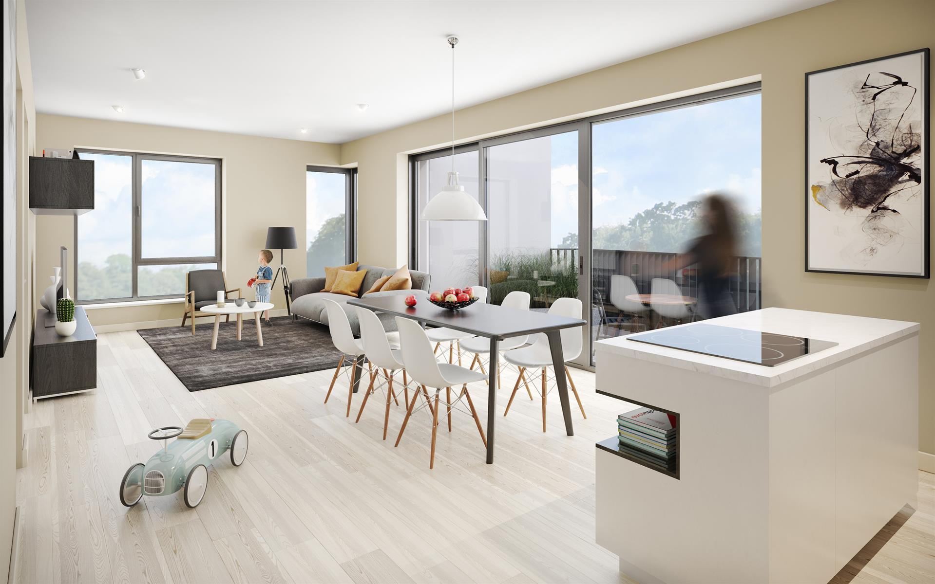 Appartement - Ixelles - #4361070-1
