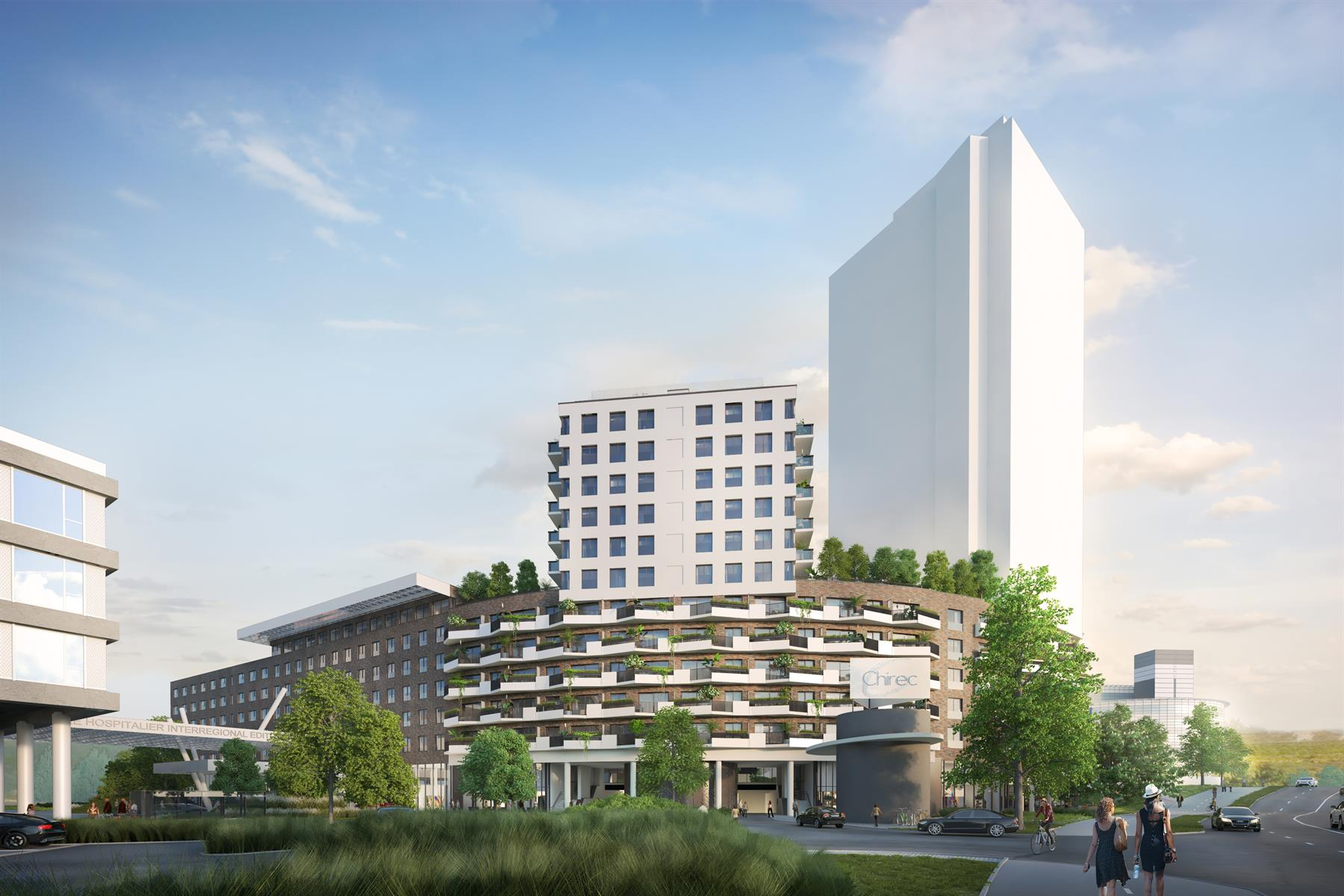 Flat - Ixelles - #4365575-10