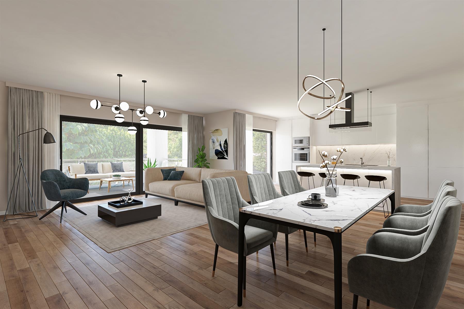 Flat - Ixelles - #4374765-0