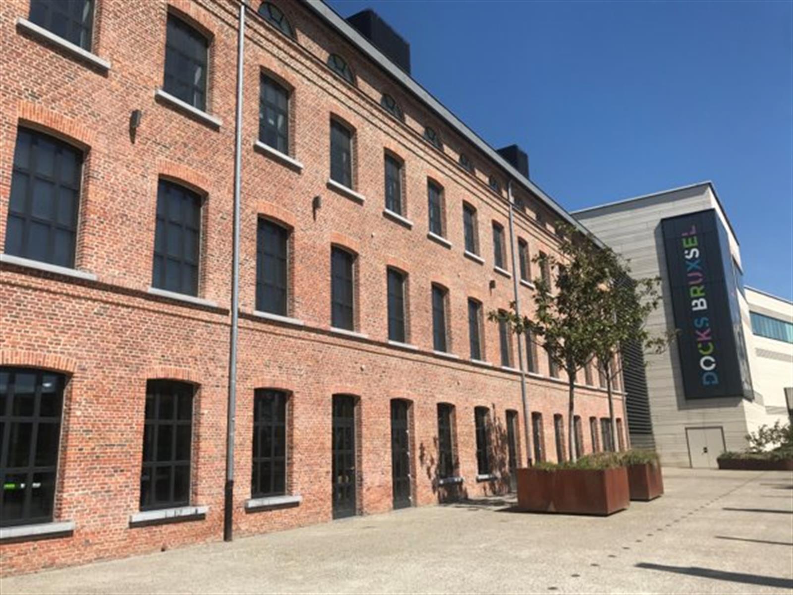 Immeuble de bureaux - Bruxelles - #4453964-4