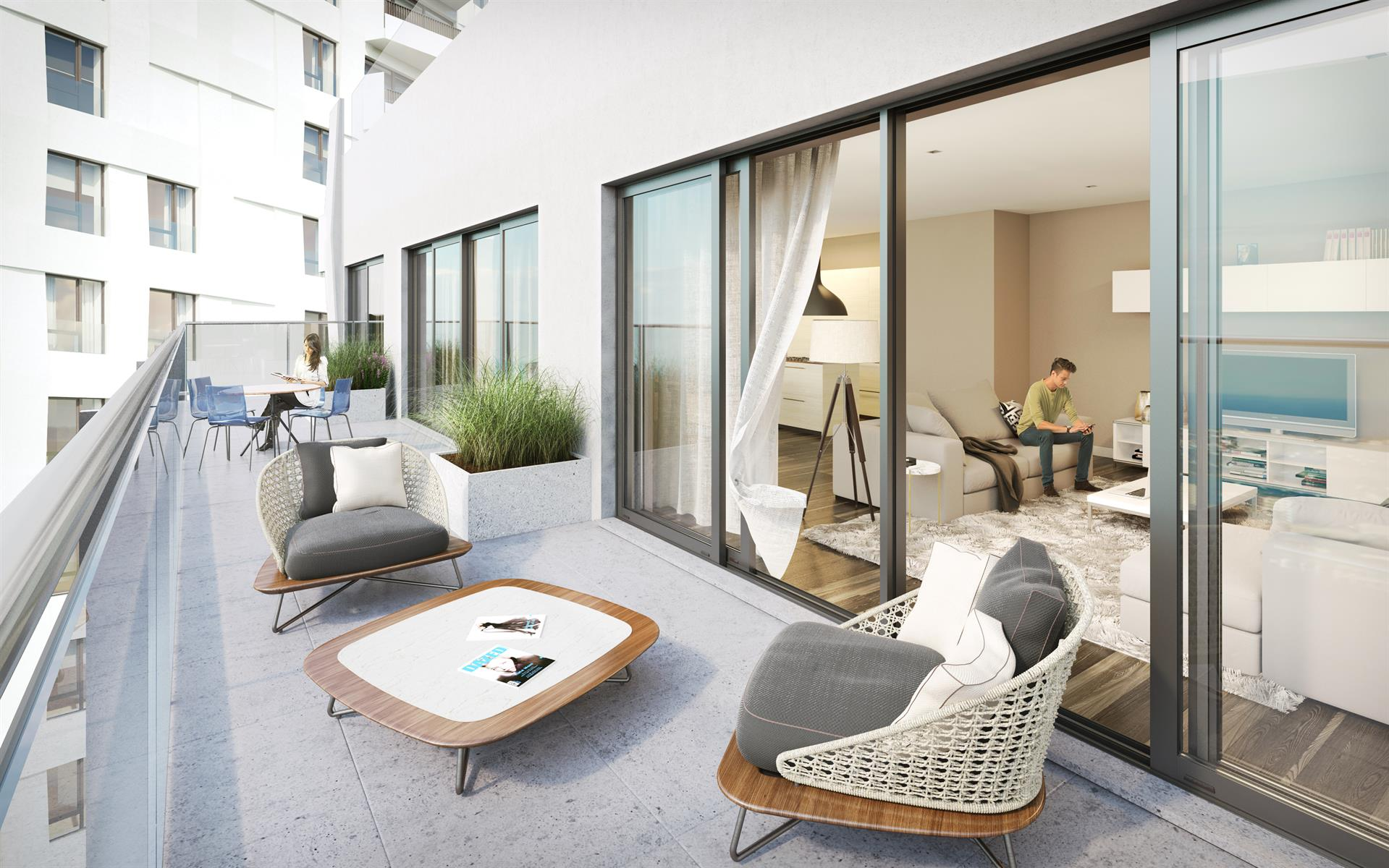 Appartement - Auderghem - #4514401-2