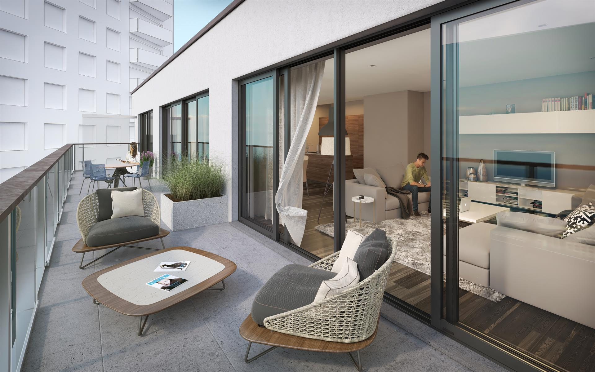 Appartement - Ixelles - #4514438-4