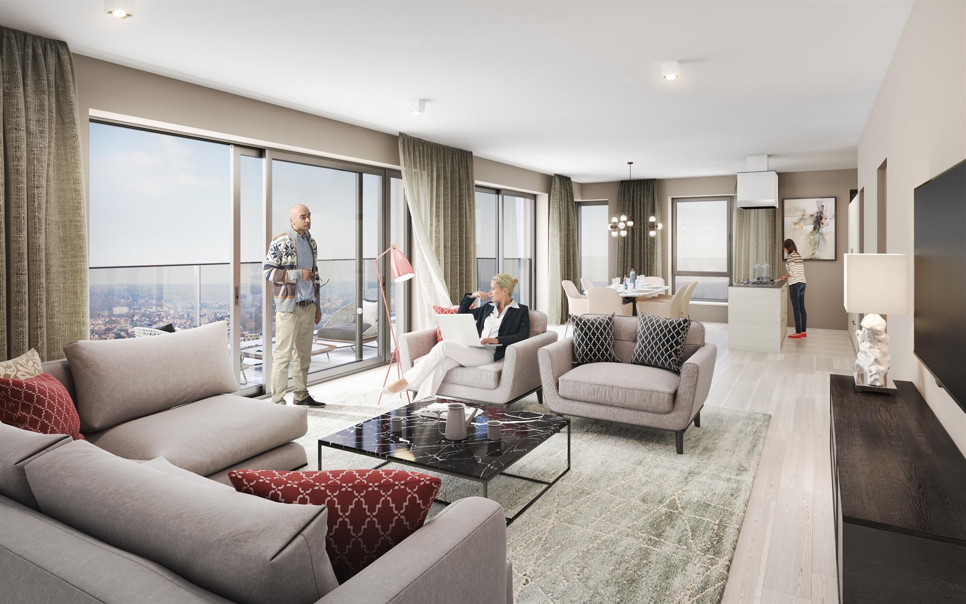 Appartement - Ixelles - #4514439-3